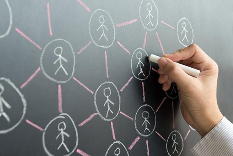 Una rete di aziende